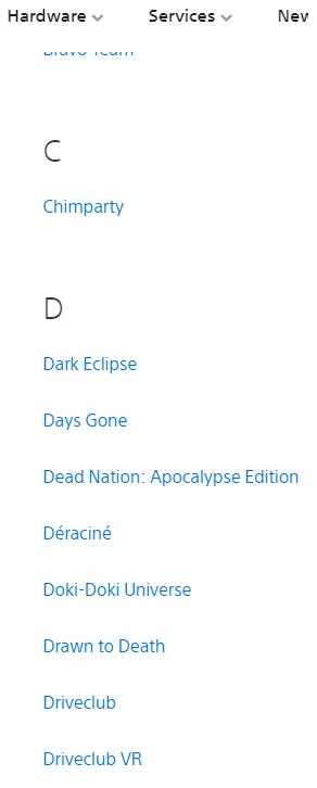 تمت إزالة Death Stranding من قائمة الحصريين الرسمية لـ PlayStation 4 2