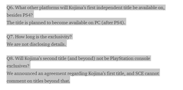 تمت إزالة Death Stranding من قائمة الحصريين الرسمية لـ PlayStation 4 3