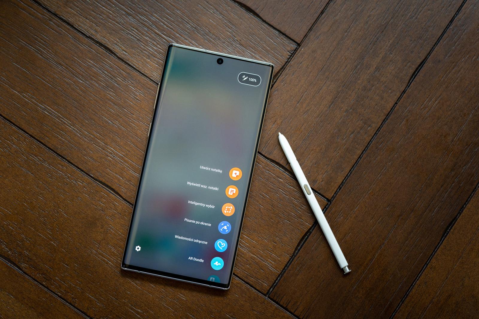 سامسونج Galaxy Note  10+ مقابل بقية العالم 5