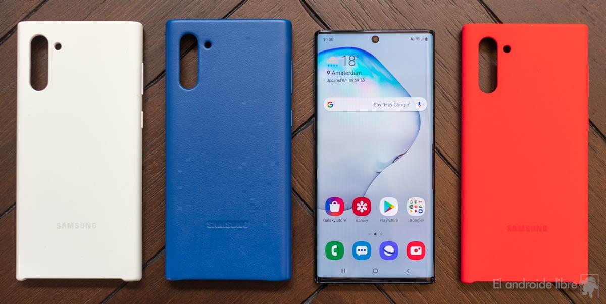 سامسونج Galaxy Note10 و Note10 +: أكثر هواتف Samsung احترافية 5