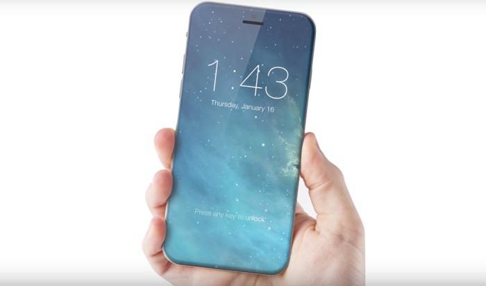 لا يوجد تاريخ لإصدار iPhone 8 (انطباع الفنان أعلاه) حتى الآن