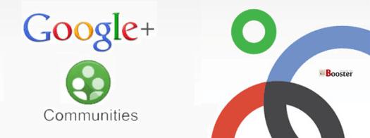 مجتمعات جوجل بلس