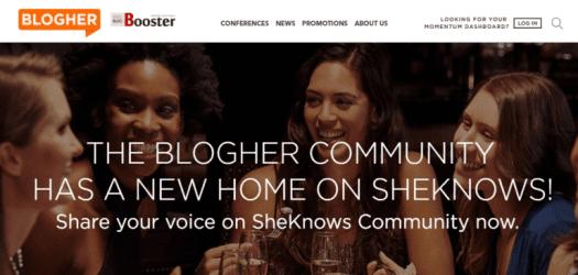 BlogHer - من قبل النساء على الانترنت