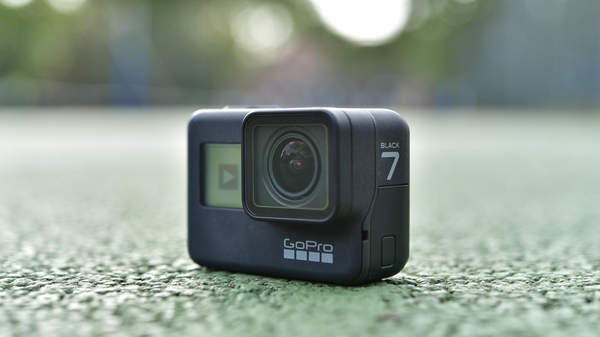 أفضل كاميرات الحركة: GoPro Hero7 Black