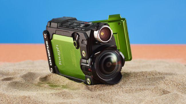 أفضل كاميرات الحركة: Olympus TG-Tracker