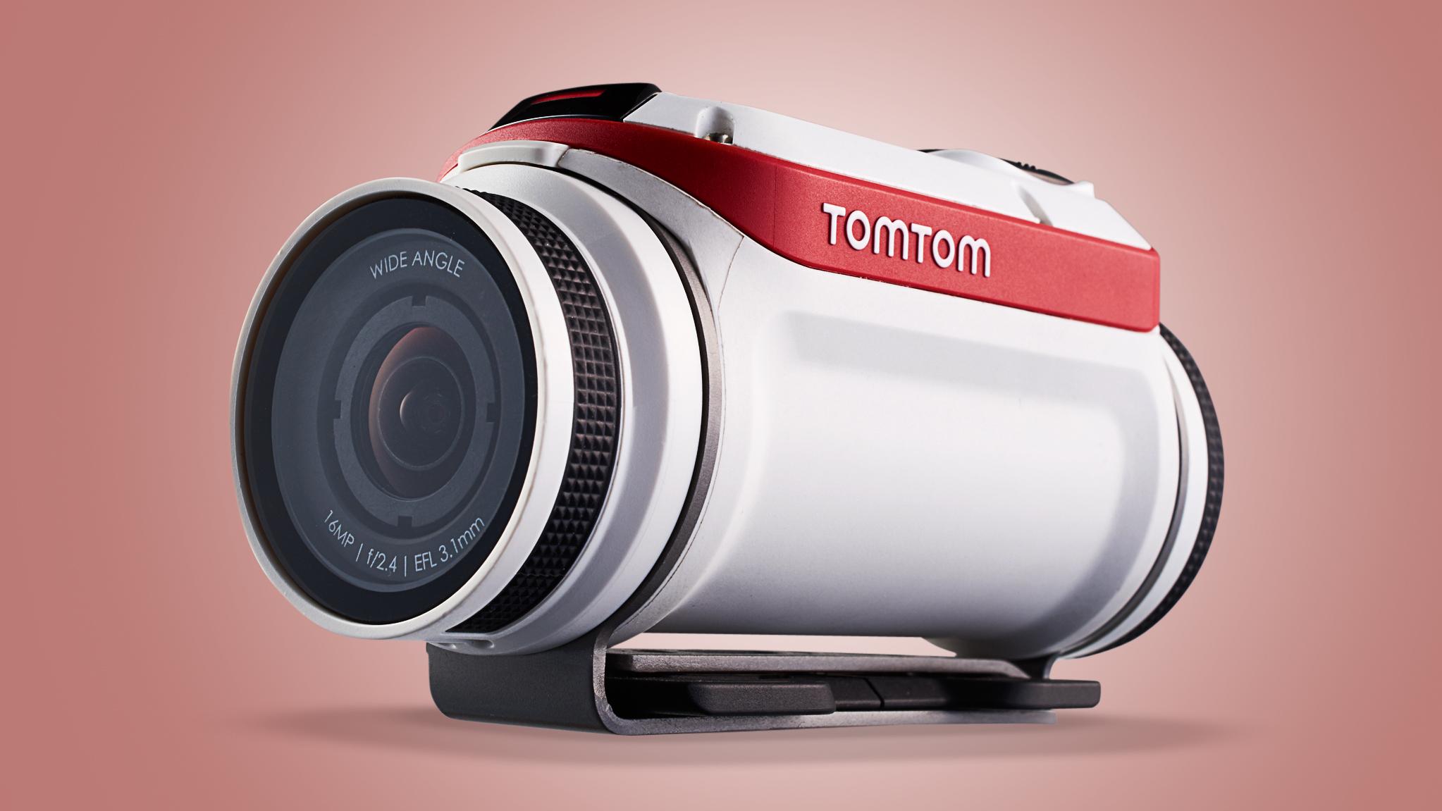أفضل كاميرات الحركة: TomTom Bandit