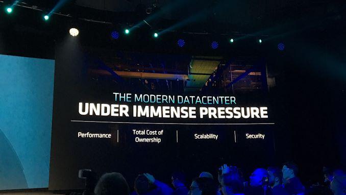 """إطلاق AMD 2nd Gen EPYC """"Rome"""" Live Blog 1"""