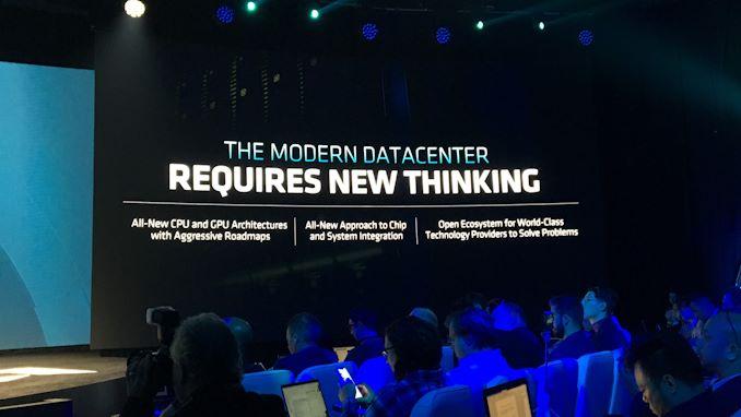 """إطلاق AMD 2nd Gen EPYC """"Rome"""" Live Blog 2"""