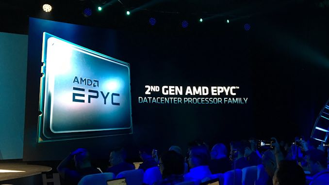 """إطلاق AMD 2nd Gen EPYC """"Rome"""" Live Blog 5"""