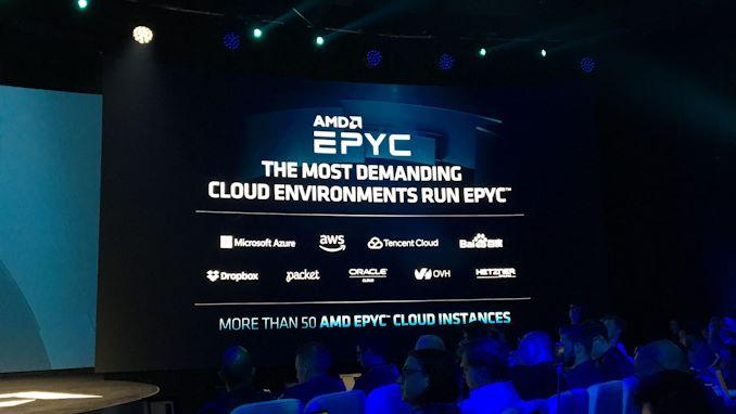 """إطلاق AMD 2nd Gen EPYC """"Rome"""" Live Blog 3"""