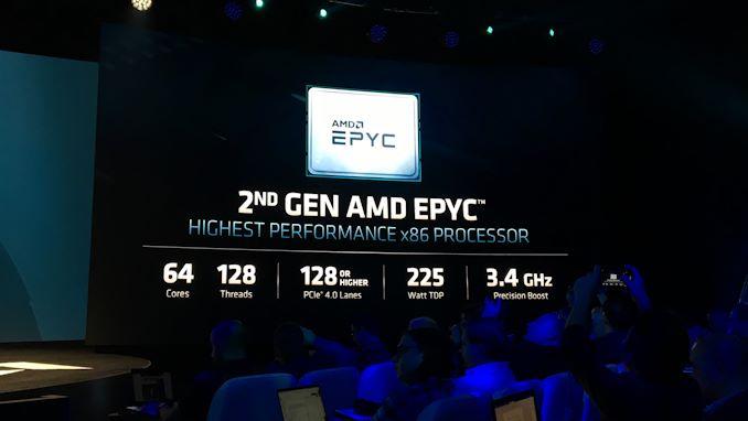 """إطلاق AMD 2nd Gen EPYC """"Rome"""" Live Blog 7"""