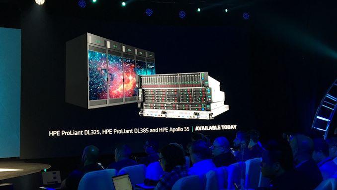"""إطلاق AMD 2nd Gen EPYC """"Rome"""" Live Blog 15"""