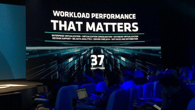 """إطلاق AMD 2nd Gen EPYC """"Rome"""" Live Blog 16"""