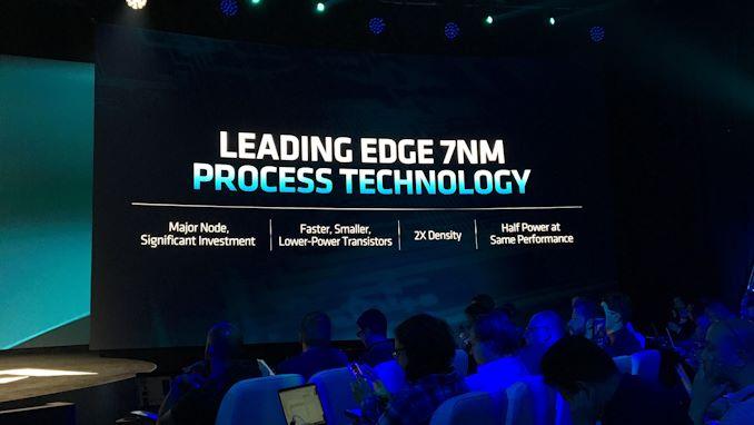 """إطلاق AMD 2nd Gen EPYC """"Rome"""" Live Blog 22"""