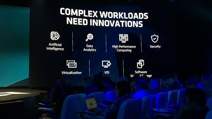 """إطلاق AMD 2nd Gen EPYC """"Rome"""" Live Blog 30"""