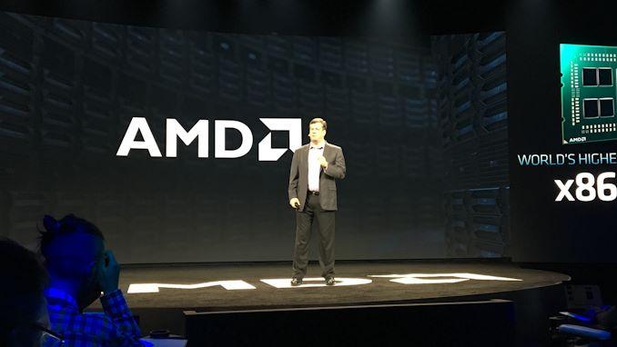 """إطلاق AMD 2nd Gen EPYC """"Rome"""" Live Blog 35"""