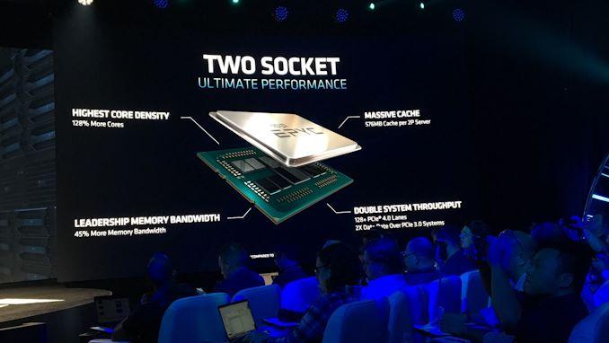 """إطلاق AMD 2nd Gen EPYC """"Rome"""" Live Blog 38"""