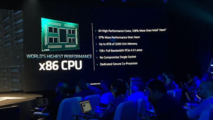 """إطلاق AMD 2nd Gen EPYC """"Rome"""" Live Blog 36"""