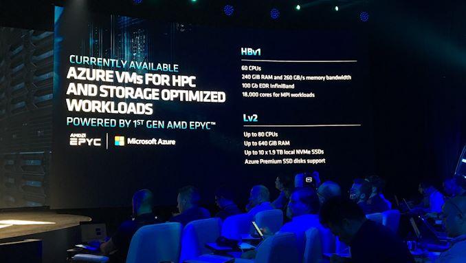 """إطلاق AMD 2nd Gen EPYC """"Rome"""" Live Blog 52"""