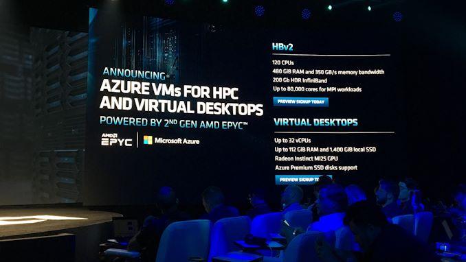 """إطلاق AMD 2nd Gen EPYC """"Rome"""" Live Blog 53"""