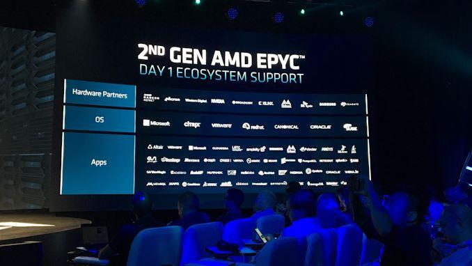 """إطلاق AMD 2nd Gen EPYC """"Rome"""" Live Blog 54"""
