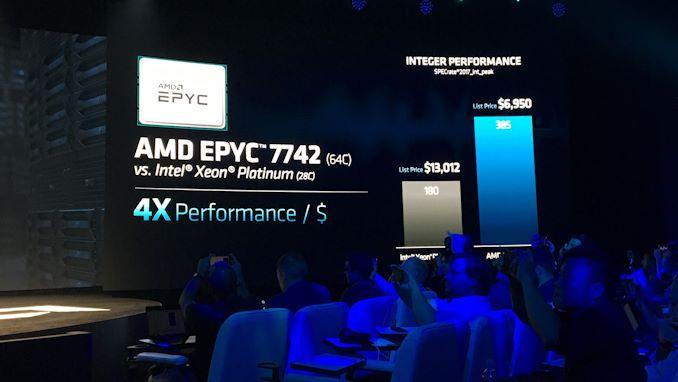 """إطلاق AMD 2nd Gen EPYC """"Rome"""" Live Blog 57"""