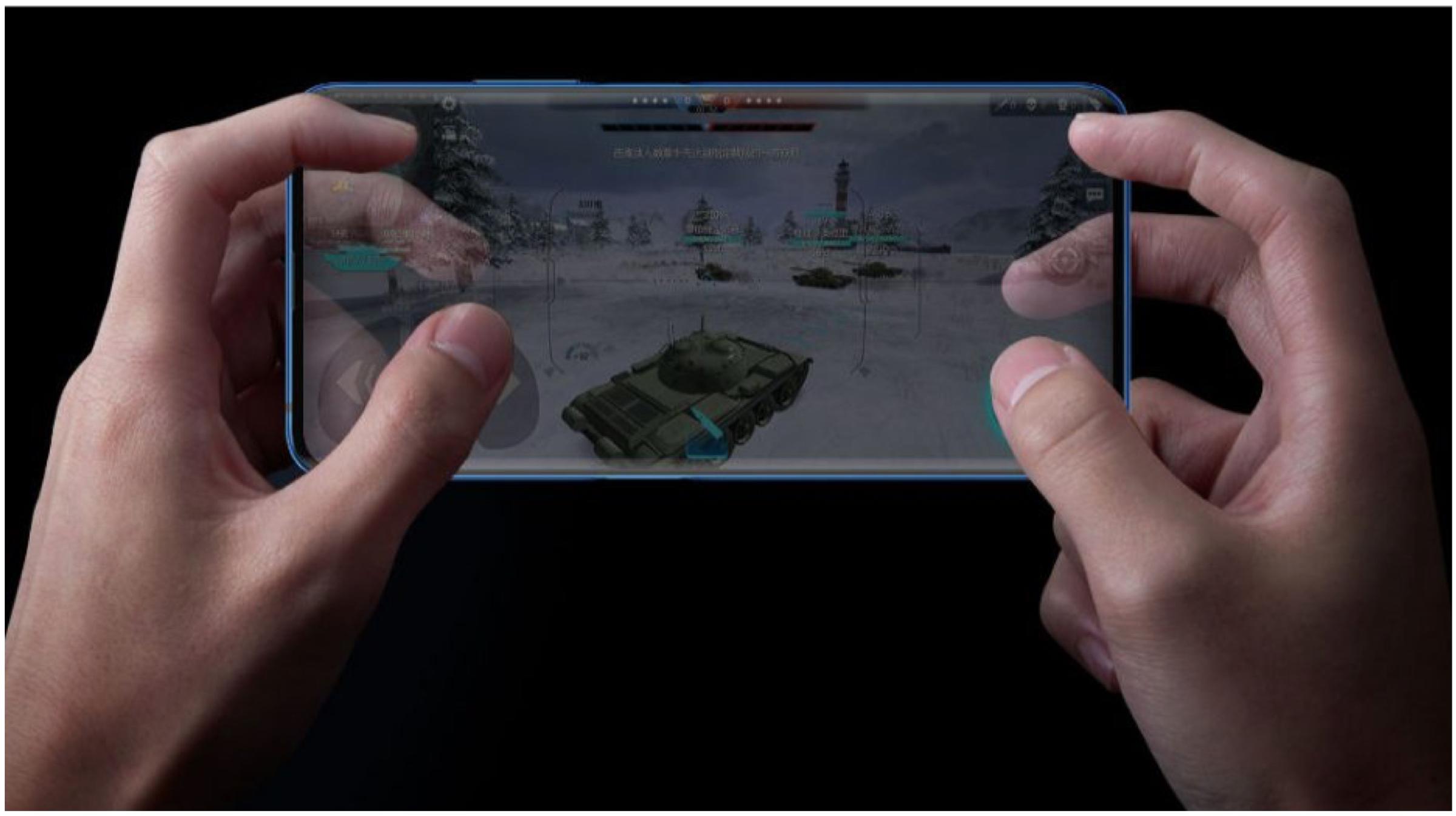 النوبة تطلق برنامج الرائد Z20 ، يعرض شاشات Super Super AMOLED 1