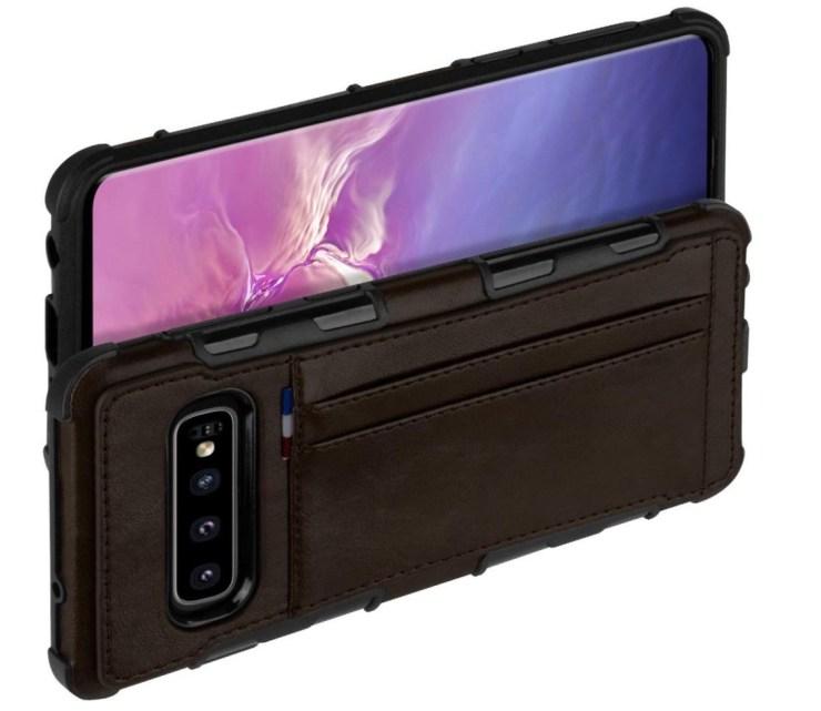 الأفضل Galaxy S10 محفظة الحالات 3