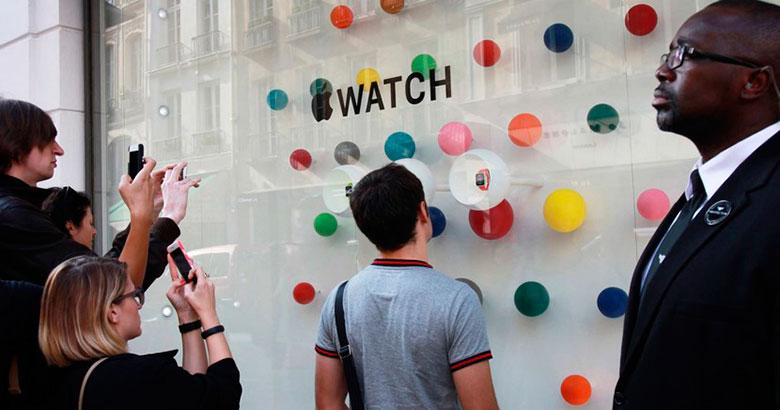 إطلاق Apple Watch يمكن النزوح اعتبارا من يونيو 2