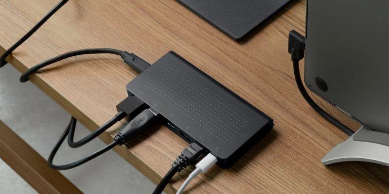 كيف يمكن لمركز USB-C تغيير الطريقة التي تعمل بها نحو الأفضل