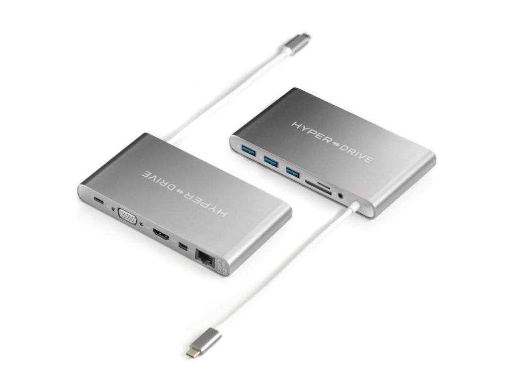 كيف يمكن لمركز USB-C تغيير الطريقة التي تعمل بها نحو الأفضل - HyperDrive 02