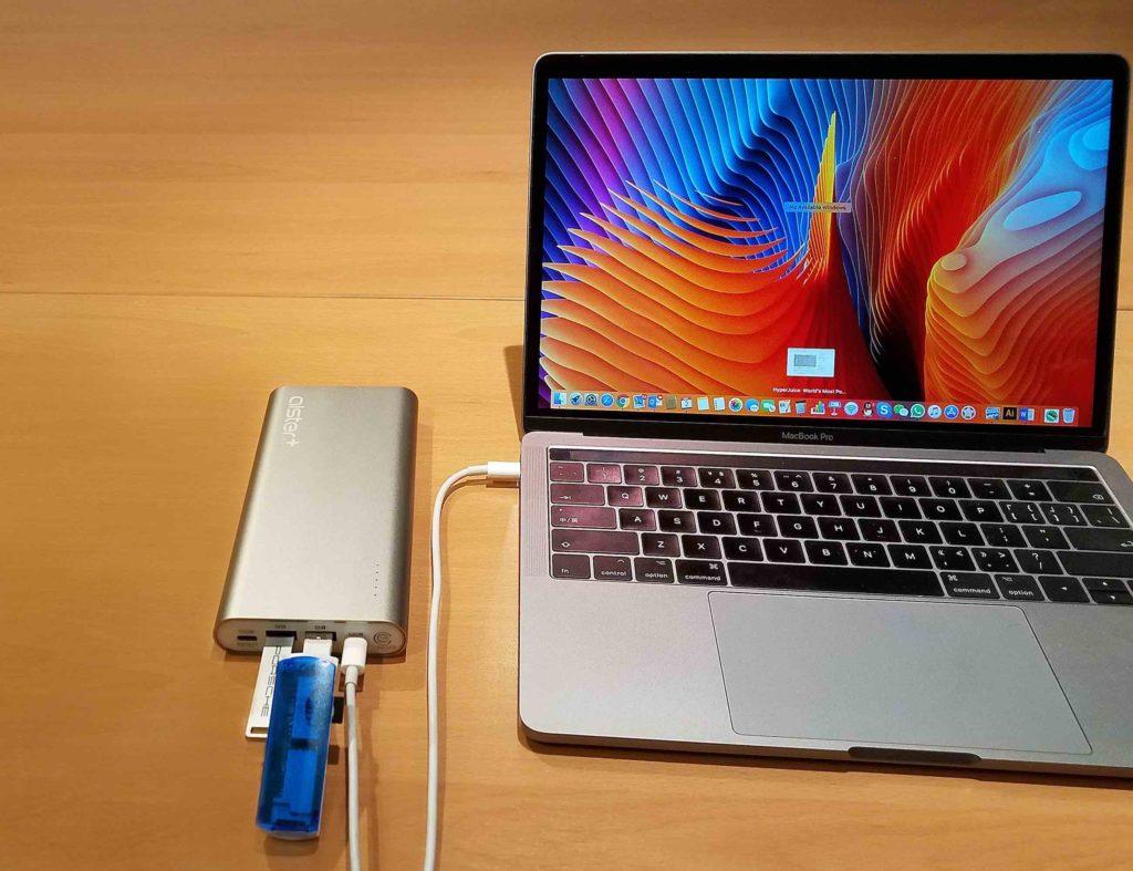 """كيف يمكن لمحور USB-C تغيير الطريقة التي تعمل بها نحو الأفضل - AlterPlus 01 """"aria-ووصفby ="""" gallery-8-359837"""