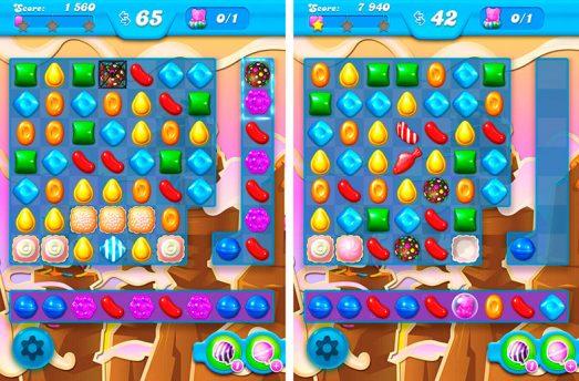 الحيل لتمرير أصعب مستويات Candy Crush Soda Saga (40 ، 52 ، 60 ، 70 ، 72) 3