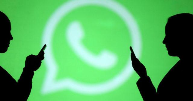 الناس مع ال WhatsApp