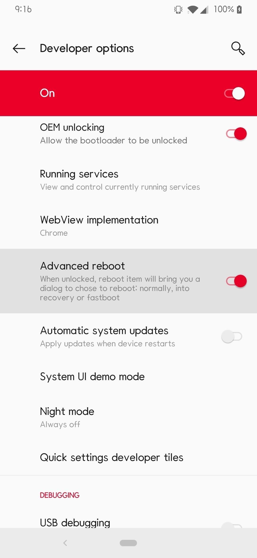 كيفية تثبيت TWRP Recovery على جهاز OnePlus 6T الخاص بك