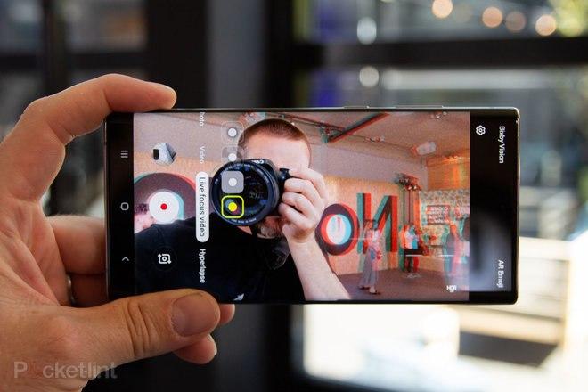 سامسونج Galaxy Note  10+ المراجعة الأولية: S Pen مع إضافة يونيكورن 2