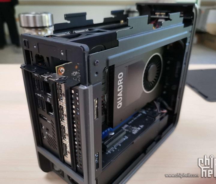 Canyon-NUC Quartz هي السلسلة الأولى من أجهزة الكمبيوتر المصغرة Intel Xeon 2