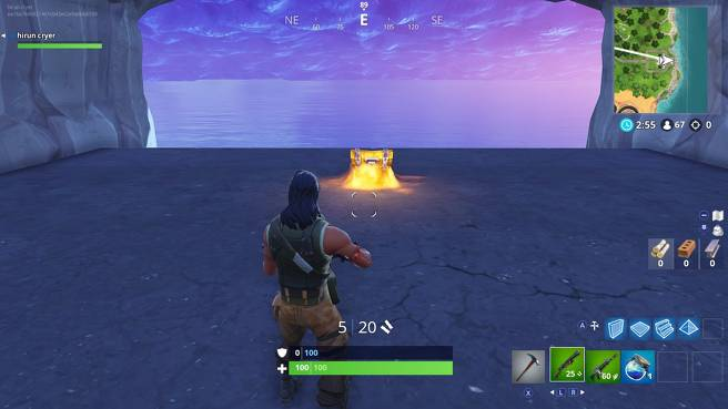 Fortnite Lonely Lodge Chest Locations - All Lonely Lodge Chest Sites 3