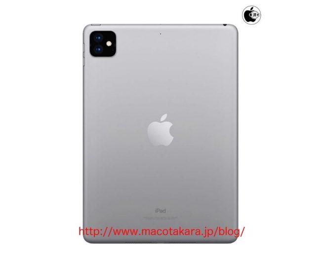 باد برو (2019) يمكن أن يعتمد كاميرا iPhone 11 ثلاثية الظهر 1