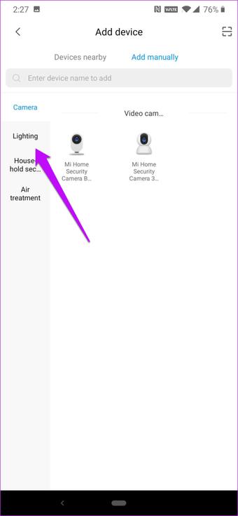 قم بتوصيل Xiaomi Mi Smart Bulb إلى الهاتف 11