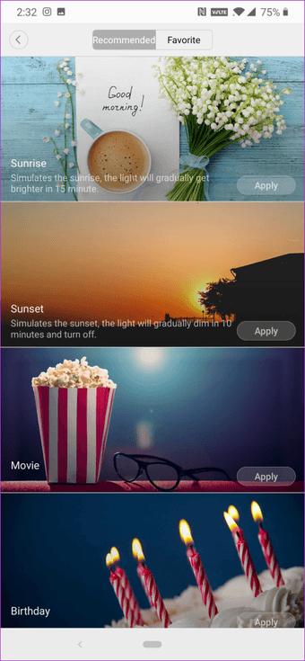 قم بتوصيل Xiaomi Mi Smart Bulb إلى الهاتف 23