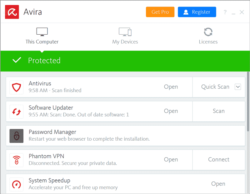 "Avira Free Security Suite ""width ="" 612 ""height ="" 476 ""srcset ="" https://choq.fm/wp-content/uploads/2019/08/1565567421_46_أفضل-10-برامج-مكافحة-الفيروسات-المجانية-لأفاست-Windows.png 800w ، https: / /techviral.net/wp-content/uploads/2019/07/Avira-Free-Security-Suite-300x233.png 300w، https://techviral.net/wp-content/uploads/2019/07/Avira-Free- Security-Suite-768x597.png 768w ، https://techviral.net/wp-content/uploads/2019/07/Avira-Free-Security-Suite-696x541.png 696w ، https://techviral.net/wp- content / uploads / 2019/07 / Avira-Free-Security-Suite-540x420.png 540w ""data-lazy-sizes ="" (أقصى عرض: 612px) 100vw ، 612px"