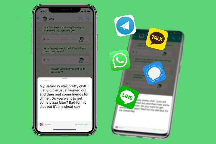 كيفية تحويل رسائل WhatsApp الصوتية إلى نص 1
