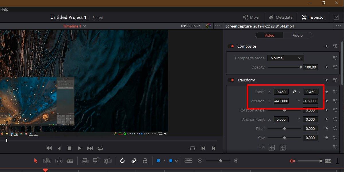 كيفية جعل صورة فيديو في الصورة على Windows 10 1