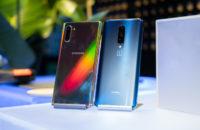 سامسونج Galaxy Note  10 Plus و OnePlus 7 Pro مرة أخرى على الجدول 1