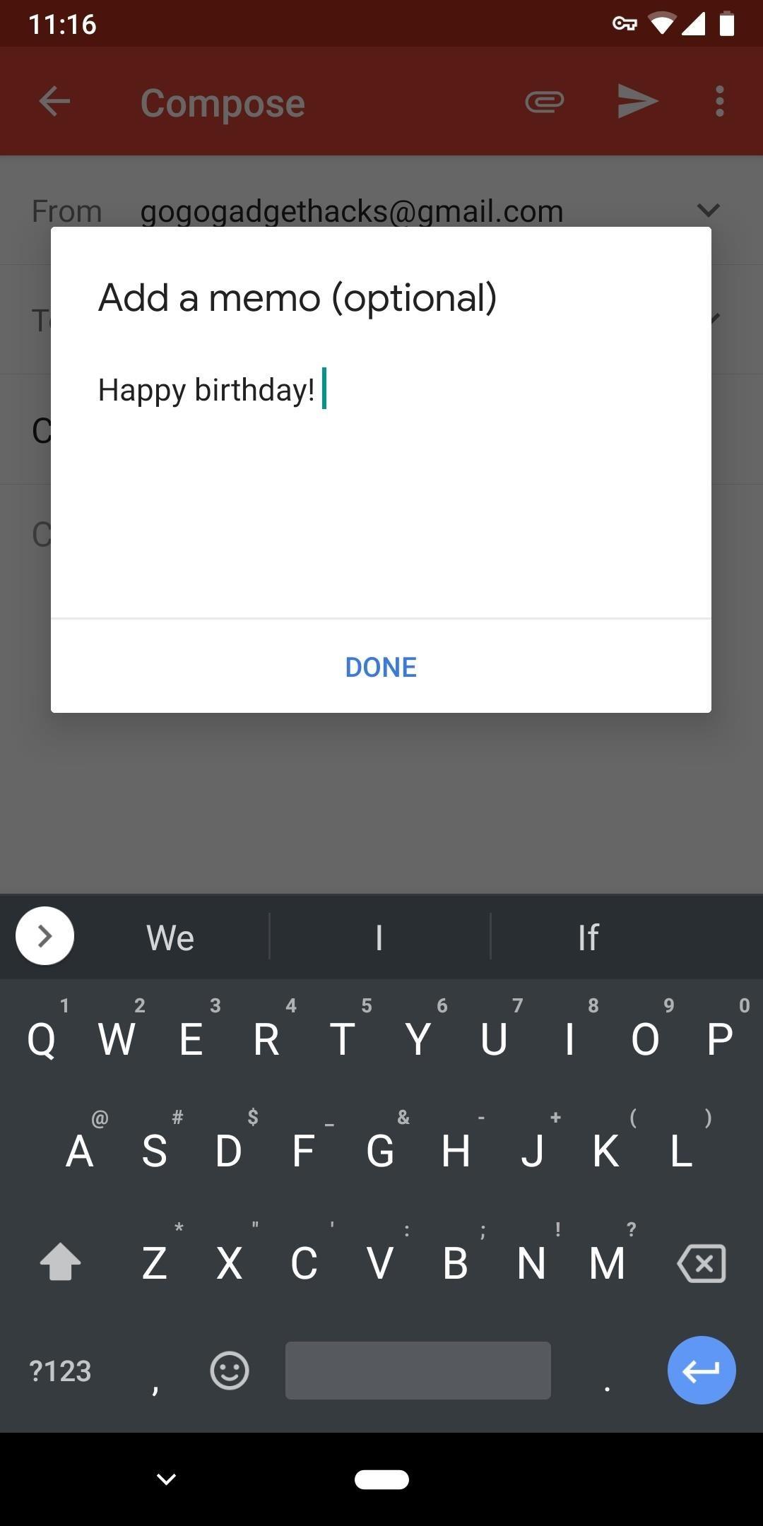 كيفية هدية تطبيقات وألعاب لمستخدمي أندرويد