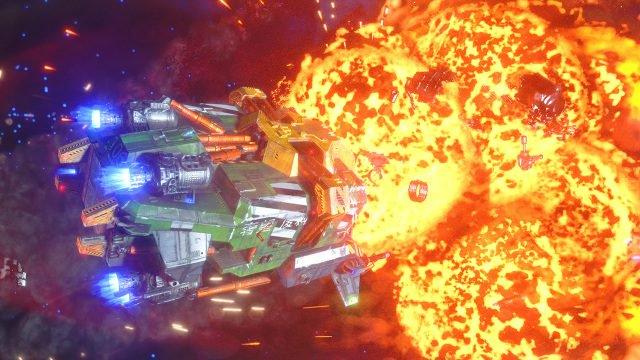 متمرد Galaxy الانفجارات الخارجة عن القانون