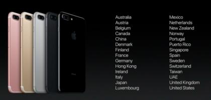 Apple سبتمبر 2016 حدث خاص مدونة مباشرة: Apple Watch 2 ، iPhone 7 تاريخ الإصدار والأسعار 3