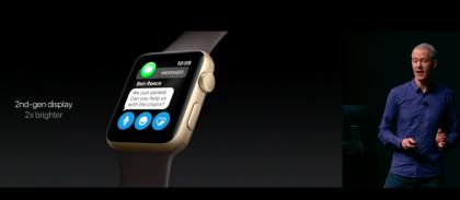 Apple سبتمبر 2016 حدث خاص مدونة مباشرة: Apple Watch 2 ، iPhone 7 تاريخ الإصدار والأسعار 16