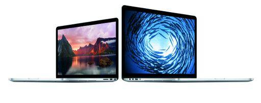MacBook Pro 12in و MacBook Pro 15in